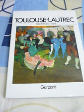 TOULOUSE - LAUTREC  DOUGLAS COOPER GARZANTI CON COGANETTO