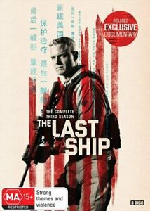 Last Ship - Season 3, The DVD