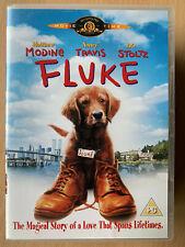Fluke DVD 1995 Man / Dad Reincarnated as Dog Family Drama Classic