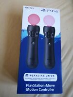 PlayStation Move Motion Controller Twin Pack In-Hand Ready To go ✅ New- Sealed ✅