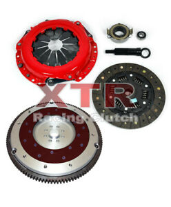 XTR STAGE 2 CLUTCH KIT+ALUMINUM FLYWHEEL fits 98-08 TOYOTA COROLLA 5-SPEED