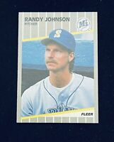 1989 FLEER UPDATE RANDY JOHNSON RC HOF #U-59 Mariners **MINT**
