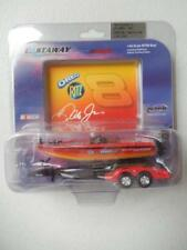 Nitro Bass Boat (HTF) Dale jr 8 Action OREO Diecast Racing  1/64 from 2003
