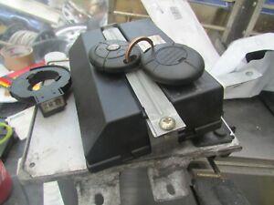 Rover 25/45/Streetwise // MG ZR/ZS 3 Button ECU/Fob Kit (YWC001541 // NNN100743)