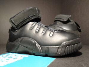 Baby 2006 Little Nike ZOOM LEBRON IV 4 TD BLACK ANTHRACITE GREY 314810-001 6C 6
