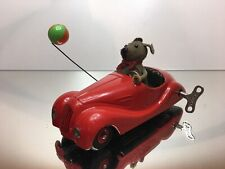SCHUCO  TIN TOYS BLECH SONNY 2005 US ZONE GERMANY - MAUS RED RARE - GOOD COND