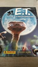 Panini  E.T. The Extra-terrestrial complete.