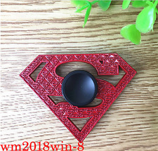 DC Super Hero Superman Hand Spinner Finger Fidget Spinner Metal Gyro Toy Gift