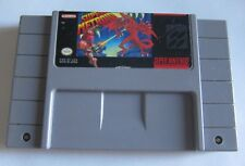 SNES Super Metroid Super Nintendo Entertainment System 1994 Authentic