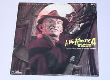 "A Nightmare On Elm street 4 ""The Dream Master"" - OST - Varese Sarabande - Sealed"