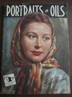 Portraits in Oils by Stella Mackie Published by Walter T. Foster