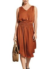 Hush V Neck Cerys Dress in Picante Size 12 BNWT RRP £99