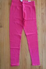Justice Girls' Size 18/20 Full Length Leggings - Wide Waistband &  Heart Logo