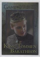 2016 Rittenhouse Game of Thrones Season 5 Foil 72 King Tommen Baratheon Card 1d3