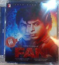 FAN *SHAH RUKH KHAN - BOLLYWOOD SOUNDTRACK CD with SRK HITS