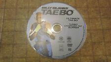 Billy Blanks Tae Bo Ulitmate & Bootcamp 2 discs free fidget spinner and shipping