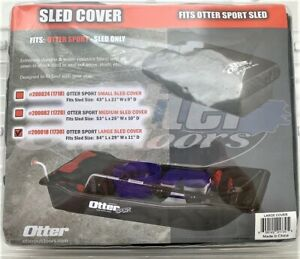 "OTTER SPORT LARGE SLED TRAVEL COVER 200018 1730 64"" x 29"" x 11"""