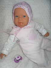 Traumdolls Antonio Juan Babypuppe Annalena 50 cm Baby Puppen Spielpuppen NEU