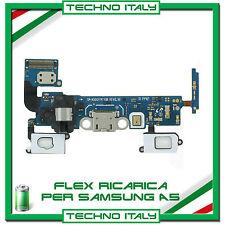 FLAT FLEX CAVO CONNETTORE CARICA DI RICARICA MICRO USB SAMSUNG GALAXY A5 A500F