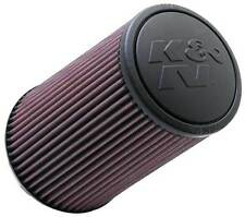 """K&N RE-0870 High Performance Universal Clamp-on Air Filter 4"""" Flange 9"""" Height"""