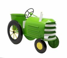 Alpine Lyt272Gn Metal Lime Green Tractor Planter