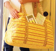 PATTERN - My Paris Traveler's Bag - hold all bag PATTERN - Fig Tree & Co