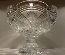 "House of Waterford Designer Gallery MASTER CUTTER Centepiece Bowl 11"" IRELAND"