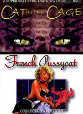 Cat in the Cage/French Pussycat (DVD, 2014, 2-Disc Set)