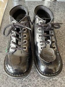 Girls Kicker Boots Size 10.5