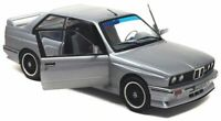 SOLIDO 1801501 1801502 or 1801506 BMW E30 M3 model car black red or silver 1:18