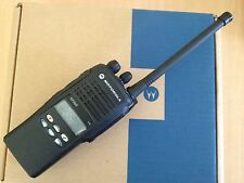 TWO WAY RADIO MOTOROLA GP360 UHF 403-470 MHZ 4W 255 CHANNELS