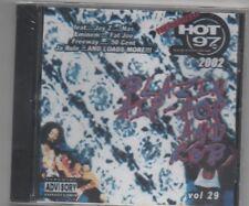 Hot 97 Blazin Hip Hop & R&B Vol. 29 CD 2002  Eminem, 50 Cent