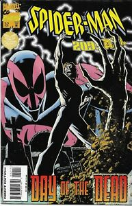 SPIDER-MAN 2099 (1992) #32- NM Back Issue