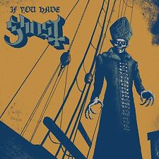 "Ghost IF YOU HAVE GHOST Republic Records NEW SEALED VINYL 12"" EP"