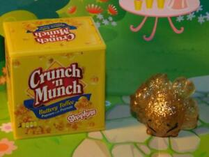 Shopkins Real Littles Glitter Brand New Crunch and Munch Buttery Toffee RL-51