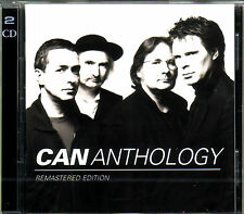 2 CD (NEU!) . Best of CAN (dig.rem. Mother Sky Spoon Cannibalism Moonshake mkmbh