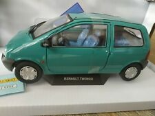 Miniature Renault Twingo au 1/18 Solido