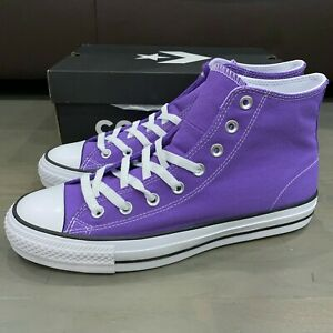Converse Chuck Taylor All Star Hi Electric Lakers Purple Men's Size 11 New