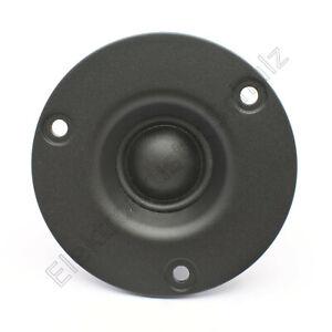Peerless DX20BF00-04 19mm Hochtöner Kurzhorn mit Seidenkalotte 4 Ohm 60 Watt