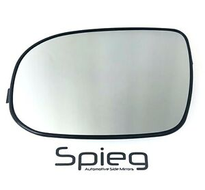 Side Mirror Glass For 97-04 CHEVROLET Venture Montana Heated Driver Side LEFT LH