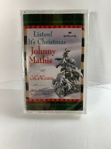 HALLMARK Listen It's Christmas Johnny Mathis  CeCe Winans  London Symphony