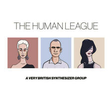 The Human League - A Very British Synthesizer Group 3 x LP Vinyl Record Box Set