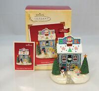 Hallmark Keepsake Magic Ornament 2004 Electrical Spectacle - #QLX7624-DB