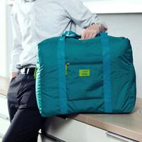 Large Waterproof Clothes Storage Bag Travel Luggage Organizer Hand Bag Soft