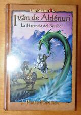 """LIBRO IVAN DE ALDENURI """"LA HERENCIA DEL BEREHOR"""""""