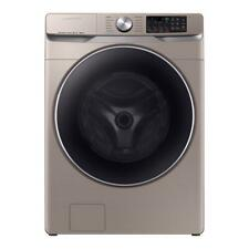 Samsung WF45R6300AC 27 Inch 4.5 cu. ft. Front Load Washer with 12 Wash Cycles