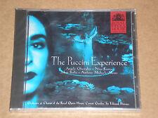 ROYAL OPERA HOUSE - THE PUCCINI EXPERIENCE - CD SIGILLATO (SEALED)