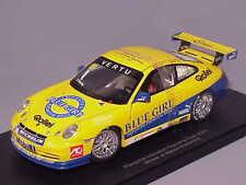 PORSCHE 911 996 GT3 CUP INFINIEON #88 MACAU WINNER 2005 DARRYL O'YOUNG AUTOART 8
