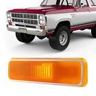 For 81-93 Dodge D W Model Ramcharger Front Side Marker Light Lamp Left or Right  for sale