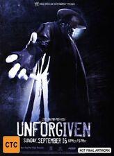 WWE - Unforgiven (DVD, 2007)